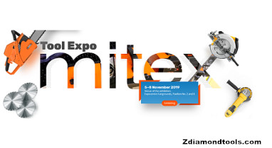 Diamond Tools manufacture Moscow, Russia Hardware Tools Exhibition MITEX