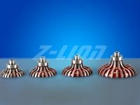 Segmented Diamond Profiling Wheels