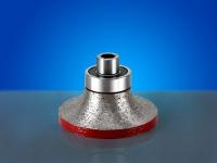Continuous Diamond Profiling Wheels