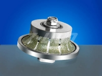 Electroplated Profiling Wheels