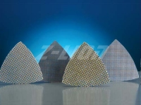 Triangular Diamond Polishing Pads