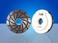 Metal edge wheels