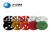 ZL-FSP5 5 steps dry polishing floor pads