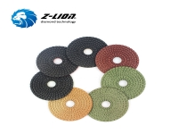 ZL-123C  Wet Polishing Pads