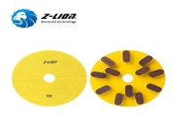 ZL-16MS Diamond Grinding Wheels