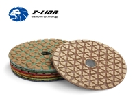 ZL-123J Dry Polishing Pads-New Design